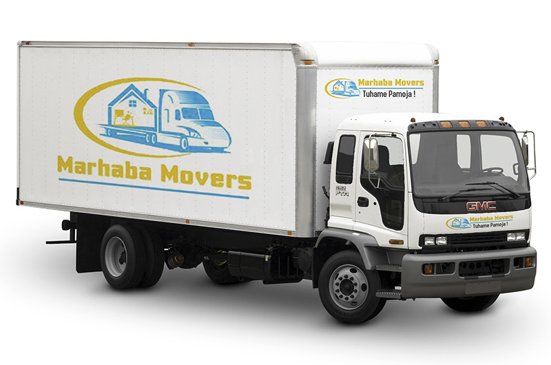 Marhaba Movers, Contract Courier Service, Hire Truck Kenya